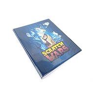 Scratch Wars - Sběratelské album A4 - Příslušenství