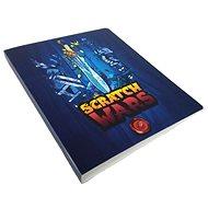Scratch Wars - Album na karty zbraní A5 - Sběratelské album