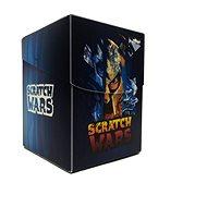 Scratch Wars - Card Deck - Box