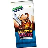 Scratch Wars - Booster Big Pack 15 - Karetní hra