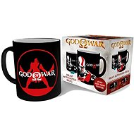 God of War - Kratos heat mug - Hrnek