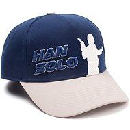 Star Wars - silueta Han Solo - Kšiltovka