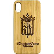 Kingdom Come: Deliverance Bamboo case iPhone X - Ochranný kryt