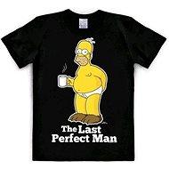 The Simpsons - The Last Perfect Man - tričko - Tričko