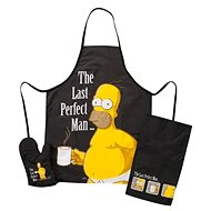 The Simpsons - The Last Perfect Man - kuchyňský set - Zástěra