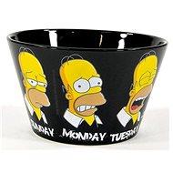The Simpsons - Homerův týden - miska - Miska