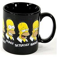 The Simpsons - Homerův týden - hrnek - Hrnek