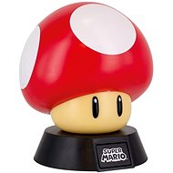 NINTENDO - 3D Lamp Super Mario Power-Up - Světlo