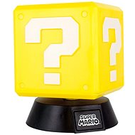 NINTENDO - 3D Lamp Super Mario Question Block - Světlo