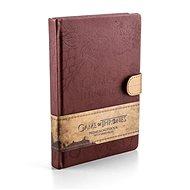 Hra o trůny - Emblém rodů - zápisník - Zápisník