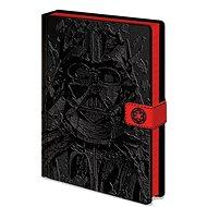 Star Wars - Darth Vader - zápisník - Zápisník