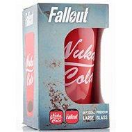 Fallout - Nuka Cola - sklenice - Sklenička