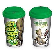Strážci Galaxie - Groot - cestovní hrnek - Cestovní hrnek