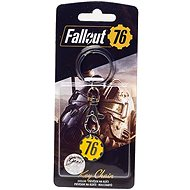 Fallout 76 Trolley klíčenka - Klíčenka