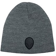 Dell Alienware Beanie Knit Cap - Heather Gray - Čepice