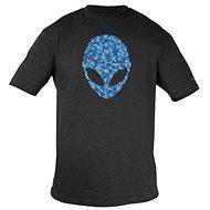 Dell Alienware Alien Ultramodern Puzzle Head Gaming Gear T-Shirt - Tričko