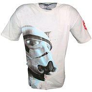 STAR WARS Imperial Stormtrooper - bílé tričko XL - Tričko