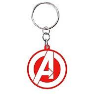 MARVEL Avengers logo - klíčenka - Klíčenka