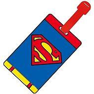 DC COMICS Superman - jmenovka - Jmenovky na zavazadlo