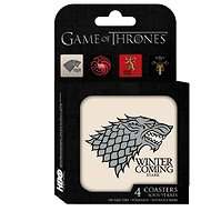 Game Of Thrones set - podtácky - Podložka