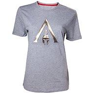 Assassins Creed Odyssey Embossed Logo triko - Tričko