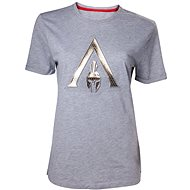 Assassins Creed Odyssey Embossed Logo triko - XXL - Tričko