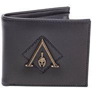 Assassins Creed Odyssey Metal Logo - peněženka - Peněženka