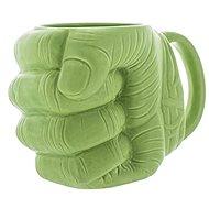 Marvel Hulk pěst - hrnek - Hrnek