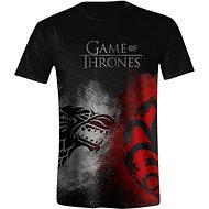 e797862540db Game of Thrones Sigil Face - tričko - S