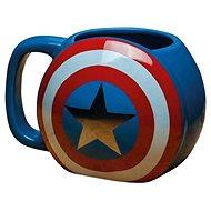 Marvel Captain America 3D - hrnek - Hrnek