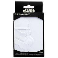 Star Wars Stormtrooper & Darth Vader - hrací karty - Karty