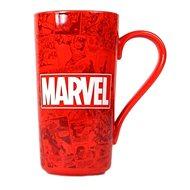 Marvel Logo - hrnek - Hrnek