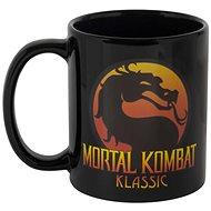 Mortal Kombat Logo Heat Mug - Mug - Mug