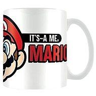 Its Me Mario - hrnek - Hrnek