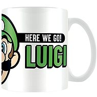 Here We Go Luigi - Mug