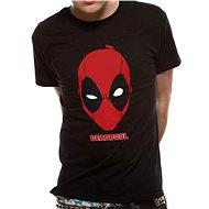 Deadpool Head - tričko - Tričko