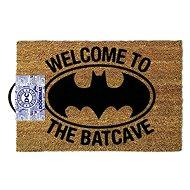 Batman Welcome to the Batcave - Doormat - Doormat