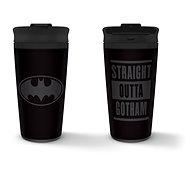Straight Outta Gotham - cestovní hrnek - Cestovní hrnek