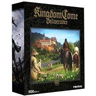 Kingdom Come Deliverance - Sázavský klášter - Puzzle