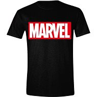 Marvel Box Logo - tričko