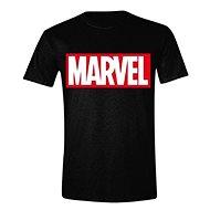 Marvel Box Logo - T-Shirt M