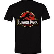 Jurassic Park Logo - T-Shirt M