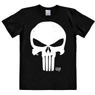 Punisher Logo - tričko L - Tričko