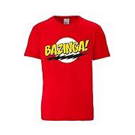 Bazinga Logo - tričko - Tričko