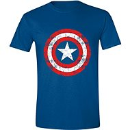 Captain America Cracked Shield - tričko - Tričko