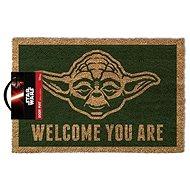 Star Wars Yoda - Doormat - Doormat