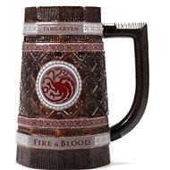 Game Of Thrones Targaryen - korbel - Hrnek
