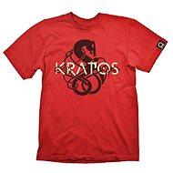 God Of War Kratos - tričko - Tričko