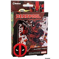 Deadpool Comic Book - hrací karty - Karty