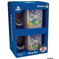 Playstation Player One and Two - gift set - Mug